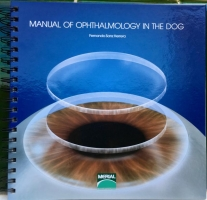 Manual of Ophthalmology in the dog.