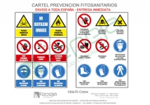 cartel fitosanitario