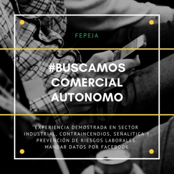 BUSCAMOS COMERCIAL AUTONOMO