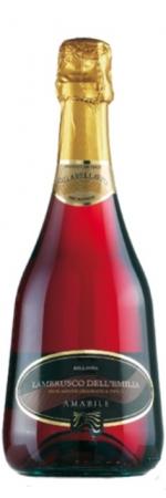Lambrusco Rosato Caldirola 750 ml.
