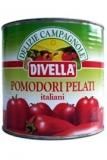 Pomodori Pelati Divella 3 kg. Caja 6 u.