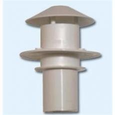 CHIMENEA PVC 60 diam/