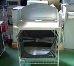 Mueble cocina ACERO/