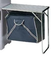 Mesa adicional con fresquera para armario cocina Crespo