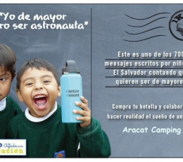Botella Solidaria