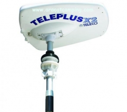 Antena direccional Teleplus X2 TELECO/165 U