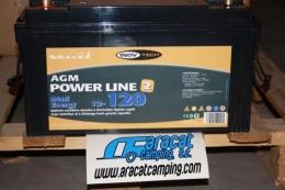 Baterías AGM / Complementos