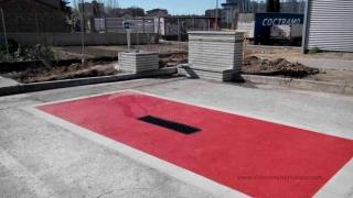 Se acondiciona un área para autocaravanas en Monzón