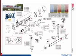 RECAMBIOS FIAMMA F45i