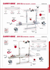 RECAMBIOS CARRY BIKE 200 DJ SPRINTER