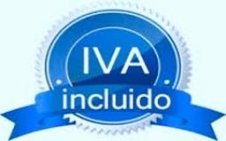 PRECIOS CON IVA INCLUIDO