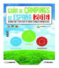 GUIA DE CAMPINGS DE ESPAÑA