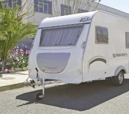 caravanas across SAFARI