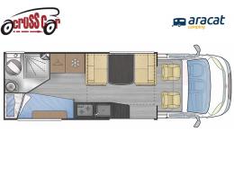 ACROSS VAN AERO 440 FDL