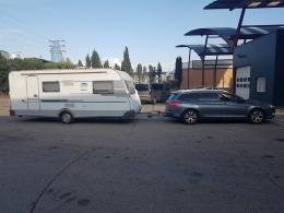 Caravana KNAUS 500 QDK