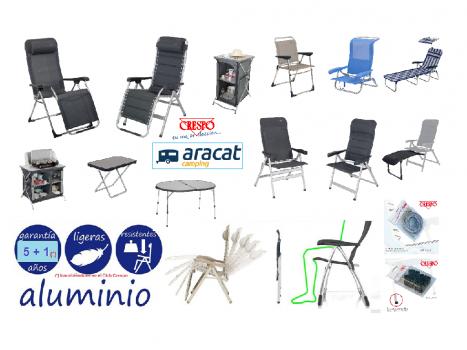 CRESPO - Aracat Camping
