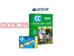 CAMPING CARD ACSI 2019 - Castellano