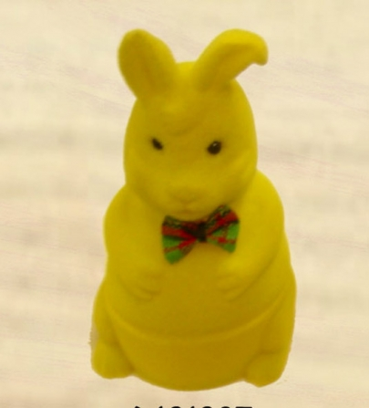 Conejo pajarita