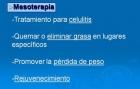 Mesoterapia