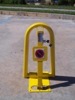 Vallas de parking - Cepos guardaplazas
