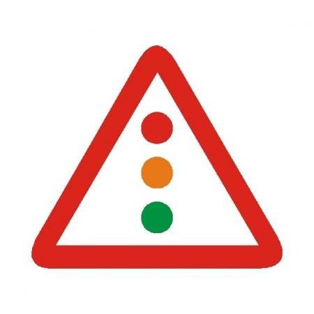 Advertencia de semáforos