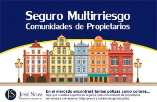 OFERTA: Seguro Multirriesgo para Comunidades de Propietarios