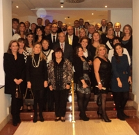 COJEBRO celebra el XX Aniversario de su fundación en Londres