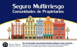 Seguro multirriesgo para comunidades de propietarios