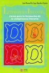 Literatura infantil: claves para la formación de la competencia literaria