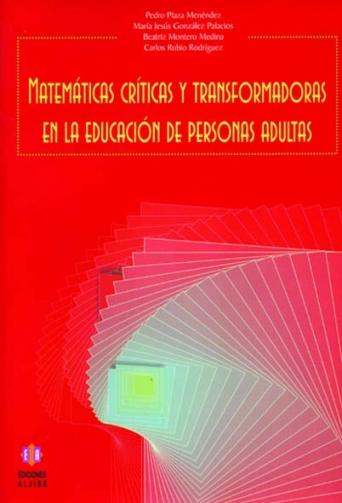 Matemáticas críticas y transformadoras en la educación de personas adultas