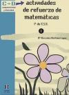 Actividades de Refuerzo de Matemáticas. Cuaderno 1. 1º de ESO (SIN STOCK)