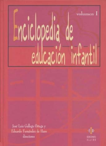 Enciclopedia de Educación Infantil