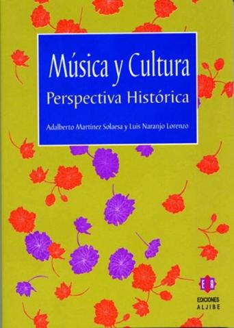 Música y cultura. Perspectiva histórica