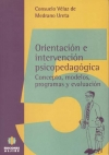 Orientación e intervención psicopedagógica
