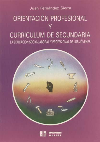 Orientación profesional y currículum de Secundaria