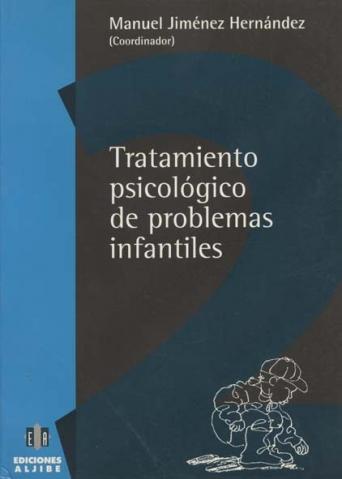 Tratamiento psicológico de problemas infantiles