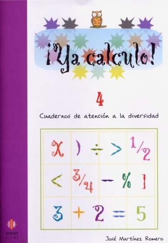 ¡Ya calculo! 4 (2º de Educación Primaria)