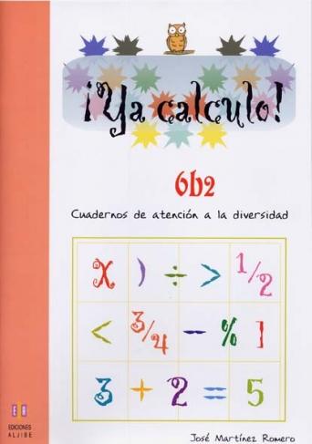 ¡Ya calculo! 6b2 (2º de Educación Primaria)