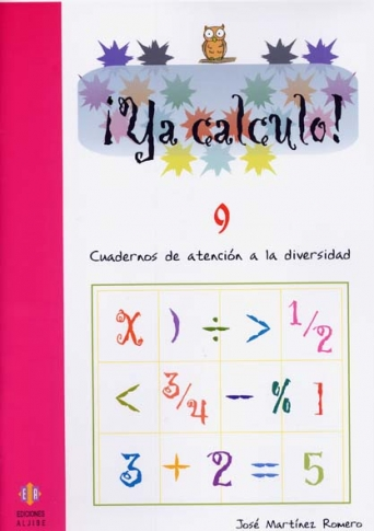 ¡Ya calculo! 9 (4º de Educación Primaria)