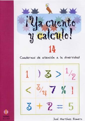 ¡Ya cuento y calculo! 14 (6º de Educación Primaria)