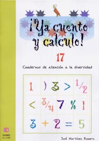 ¡Ya cuento y calculo! 17 (6º de Educación Primaria)
