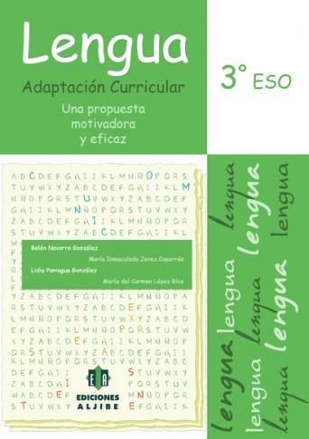 Adaptación curricular. Lengua. 3º de ESO