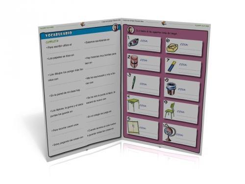 Cuentos para aprender vocabulario básico