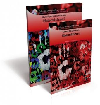Portada Manual para el alumnado Matemáticas I