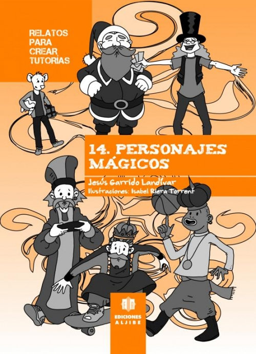 14 - Personajes mágicos