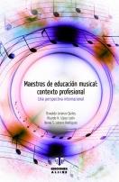 Maestros de educación musical: contexto profesional