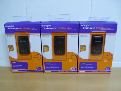 Receptor GPS Bluetooth PDA/Móviles 51Canales