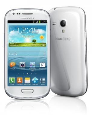 Samsung Galaxy S3 Mini  azul