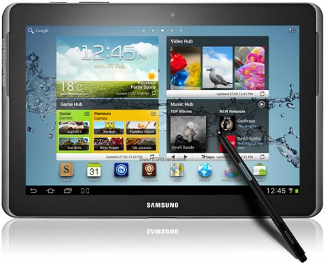 Samsung Note 10.1 wifi+ N8010