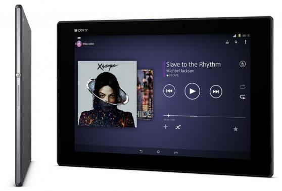 Sony Xperia Z2 Tablet 16 GB NEGRO spg511 + FACTURA +  GARANTÍA